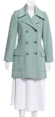 Ralph Lauren Wool & Angora Coat