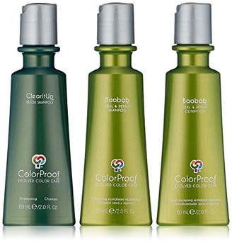 Jet Set ColorProof Color Care Authority Baobab