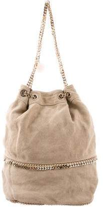 Stella McCartney Falabella Tricot Bucket Bag