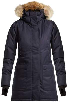 Nobis - Carla Padded Down Coat - Womens - Navy