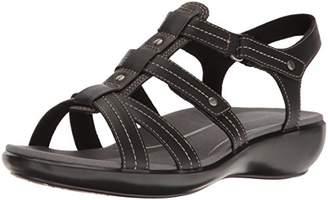 Rockport Women's Rozelle Gladiator Wedge Sandal