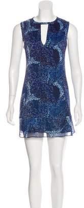 Rachel Zoe Printed Shift Dress