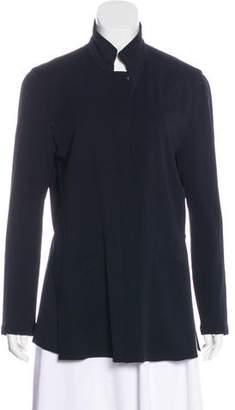 Armani Collezioni Wool & Silk Jacket