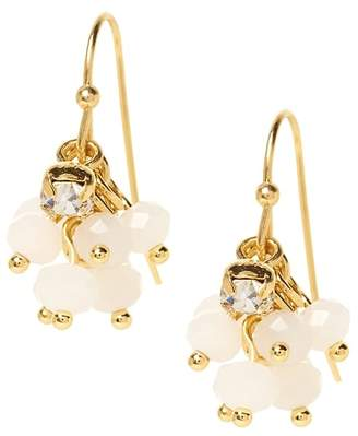 Banana Republic Pastel Cluster Delicate Drop Earring
