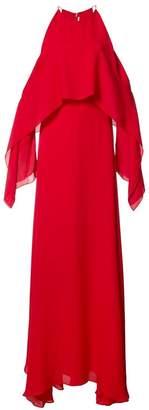 Rosetta Getty silk gown dress