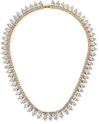 Fallon Monarch Pointed Choker Necklace