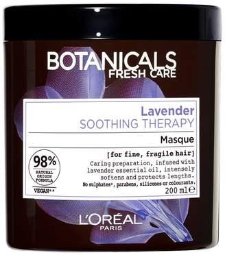 Botanicals L'Oreal Lavender Sensitive Scalp Hair Mask 200ml
