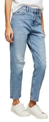 Miss Selfridge Vintage High Rise Mom Jeans