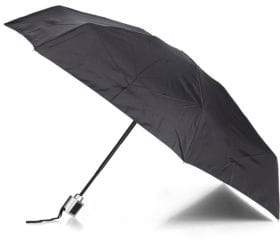 Saks Fifth Avenue Fold-Flat Umbrella