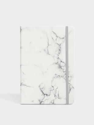Buffalo David Bitton Typo A5 Journal in Grey Marble