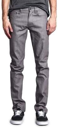 Victorious Men's Skinny Fit Stretch Raw Denim Jeans DL1004 - 40/32 - DNM