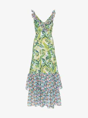 DAY Birger et Mikkelsen All Things Mochi amanda floral maxi dress