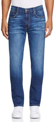 Joe's Jeans Brixton Straight Fit Jeans in Bradlee $169 thestylecure.com