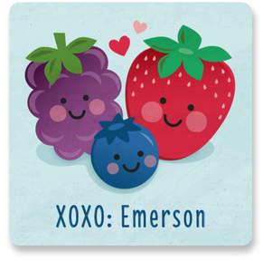 Berry Best Friends Custom Stickers