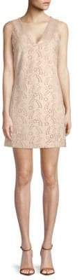 Endless Rose Eyelet Mini Dress