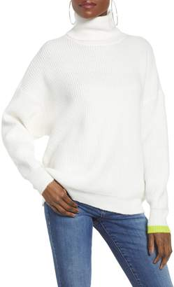 Noisy May Ridley Turtleneck Sweater