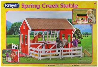 Breyer Stablemates Spring Creek Stable