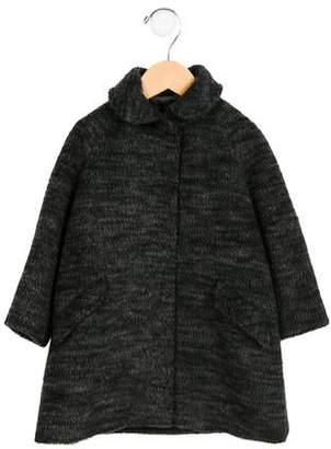 Rachel Riley Girls' Wool-Blend Coat