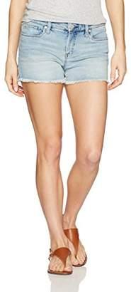 Blank NYC [BLANKNYC] Women's Frayed Hem Shorts