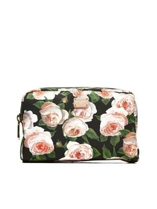 be3e7c2bc99d Dolce   Gabbana Floral Print Clutch