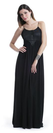 Proenza Schouler Black Tuxtini Dress