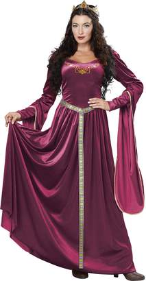 California Costumes Women's Lady Guinevere Costume/