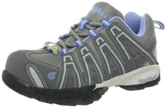 Nautilus Safety Footwear Nautilus Women's N1391 Composite Safety Toe Athletic Shoe
