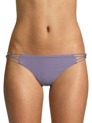 Pilyq Crisscross Bikini Bottom