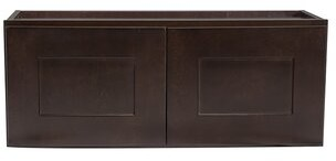 """Design House Brookings Fully Assembled Shaker Kitchen 18"""" x 33"""" Wall Cabinet Design House"""