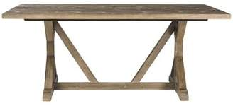 Laurèl Foundry Modern Farmhouse Hollomon Trestle Dining Table