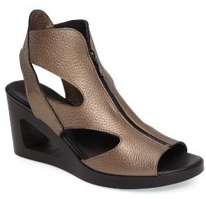 Women's Arche Vahiro Cutout Wedge Sandal $394.95 thestylecure.com