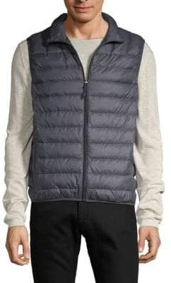 Hawke & Co Packable Quilted Down Vest