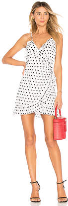 Tiffany & Co. superdown Ruffle Dress