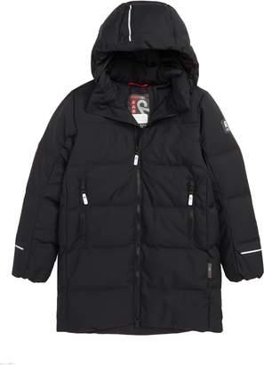 Reima Wisdom Reimatec(R) Down & Feather Hooded Waterproof Jacket
