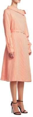 Altuzarra Albany Striped Shirt Dress