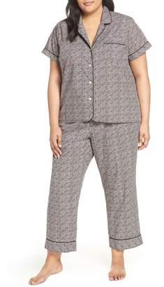 J.Crew Ditsy Dot Short Pajamas