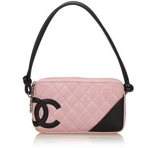 Chanel Vintage Cambon Ligne Pochette