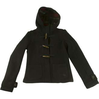 Abercrombie & Fitch Wool Coat