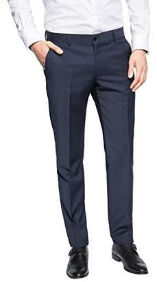 Esprit Men's NOOS Suit Trousers,(Manufacturer Size:90)