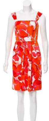 Tahari Sleeveless Mini Dress