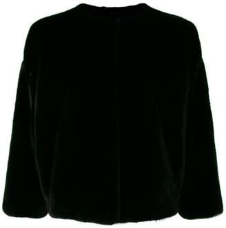 Yves Salomon overzised short jacket