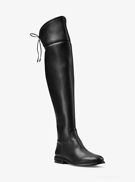 Michael Kors Jamie Leather Boot