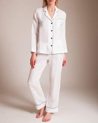 Bracli Morpho & Luna Linen Pajama