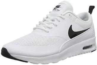 buy online 38551 191cf Nike Women s Air Max Thea Low-Top Sneakers, (White Black),