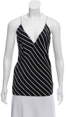 Haider Ackermann Sleeveless Stripped Top