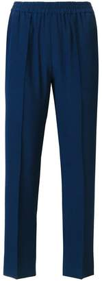 Etro high waisted cropped trousers