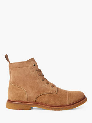 Mens Polo Boots