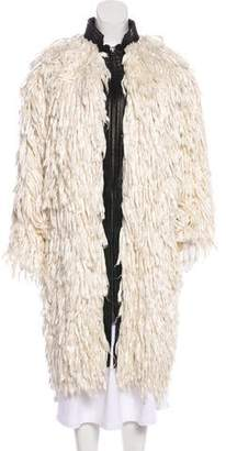 Tom Ford Long Lamb Coat