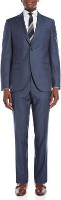 Luigi Bianchi Mantova Two-Piece New Blue Suit