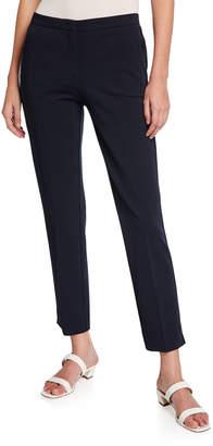 Derek Lam Drake Slim-Leg Cropped Pants